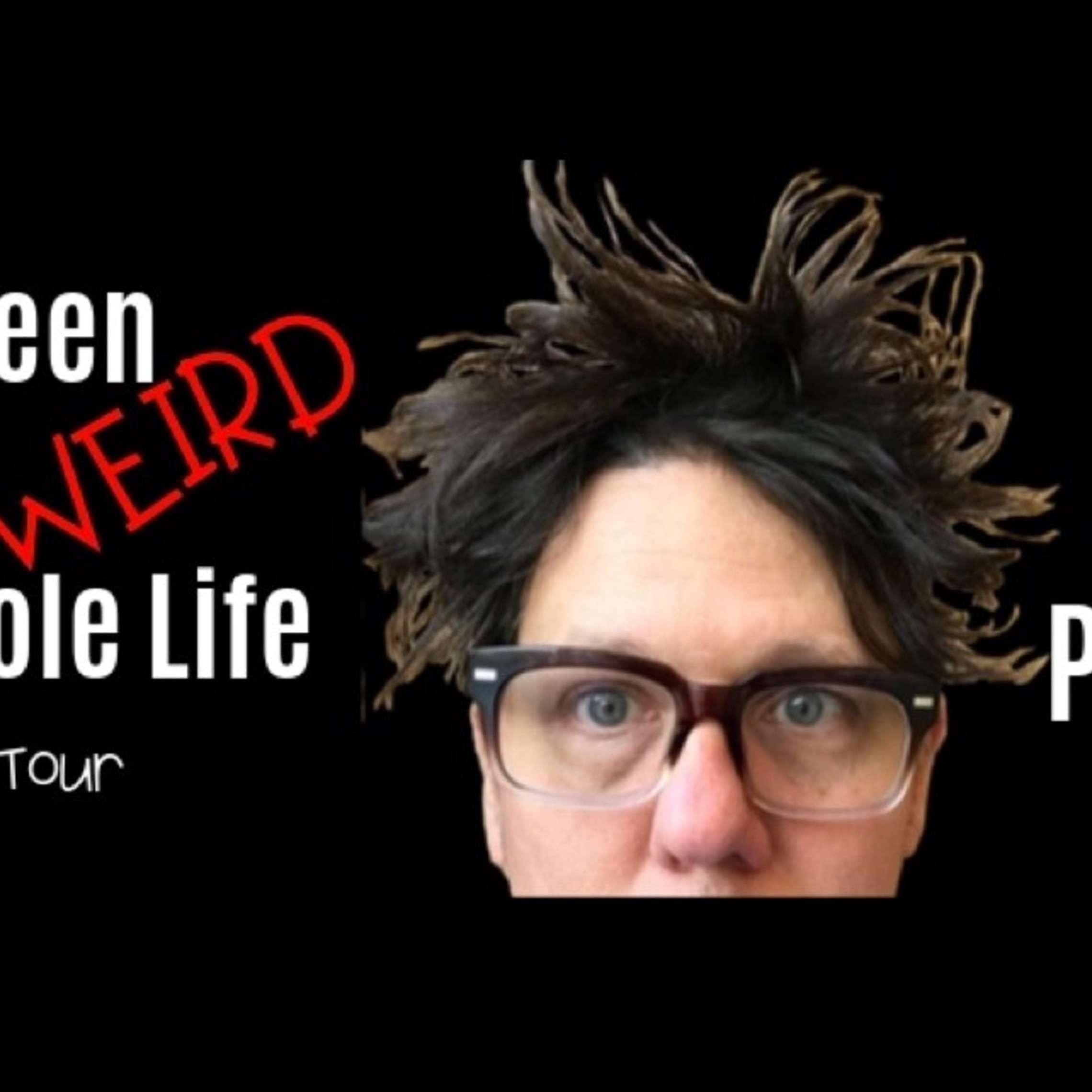 Ive Been Weird My Whole Life   Comedy Tour   Chris Padgett