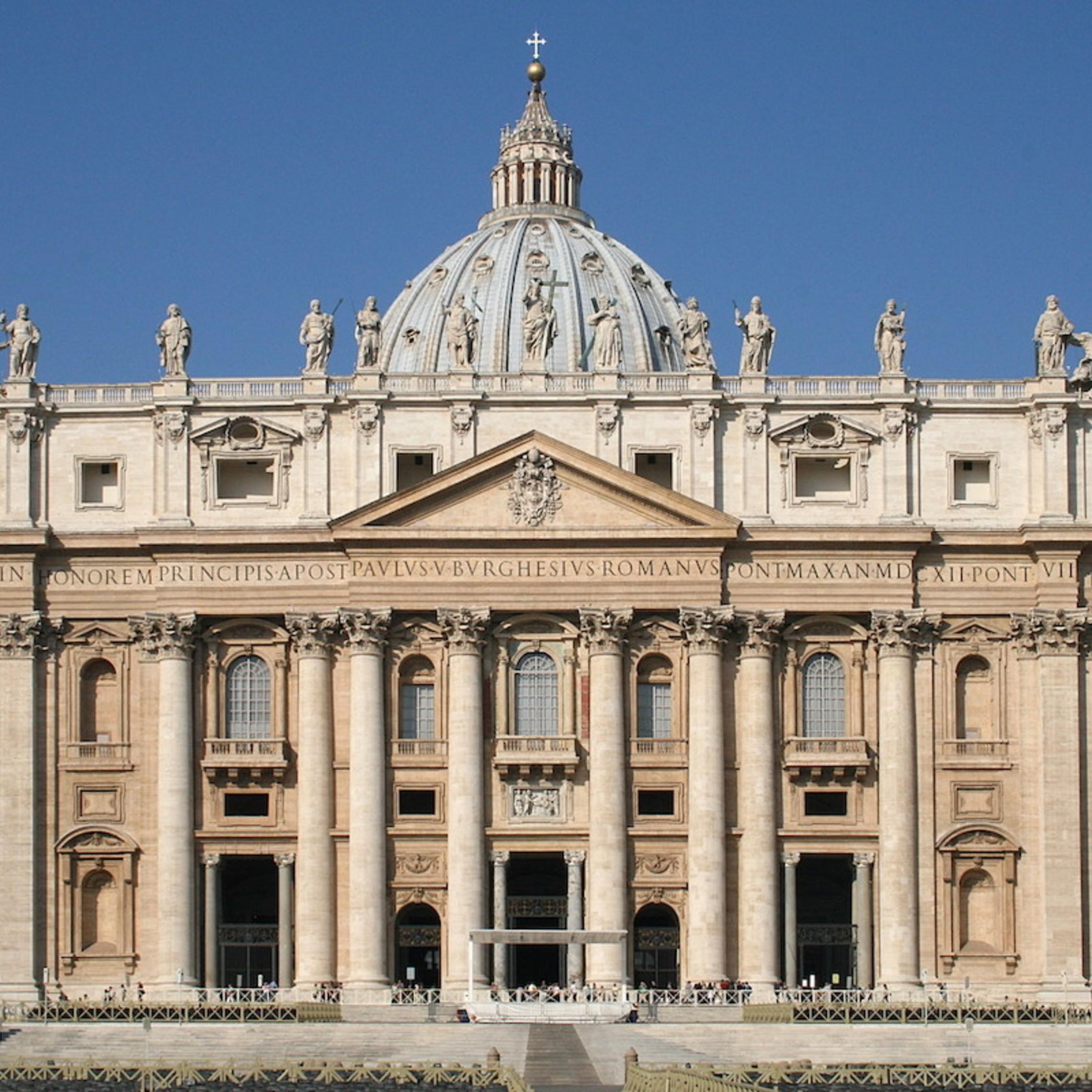 St. Peters Bascilia